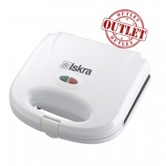 Iskra MG-2 WH мини тостер OUTLET